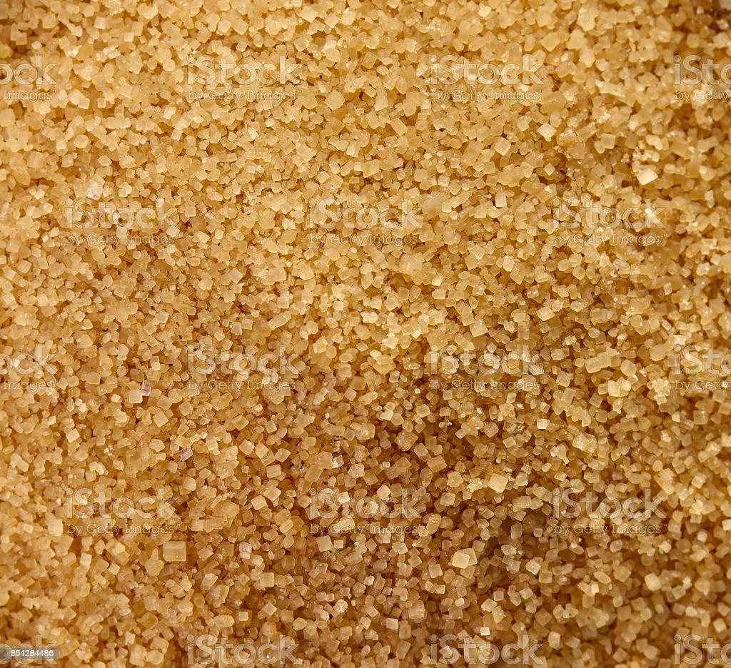 brown sugar background stock photo