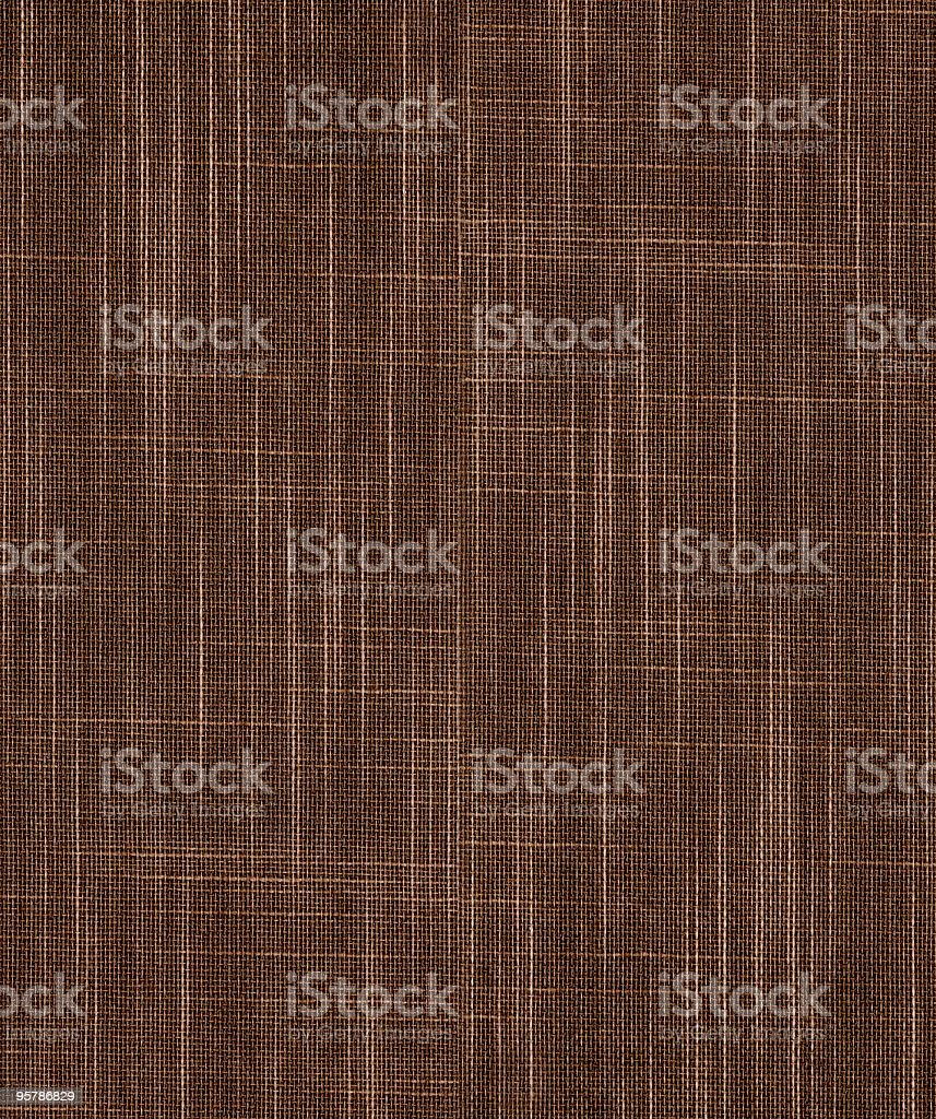 brown textile flax fabric wickerwork royalty-free stock photo