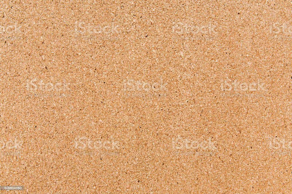 brown textured cork stock photo
