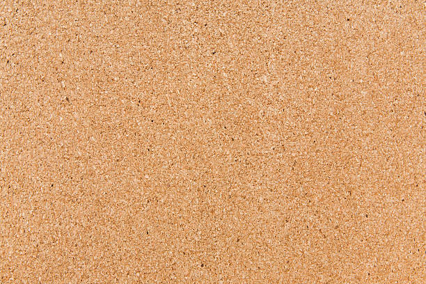 brown textured cork - bulletin board stock pictures, royalty-free photos & images