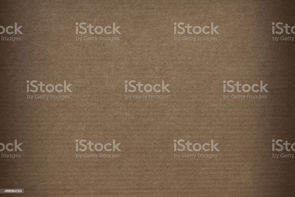 Brown Textured Paper. stock photo