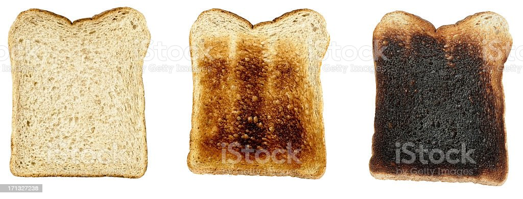 Brown Toast Sequence – Foto