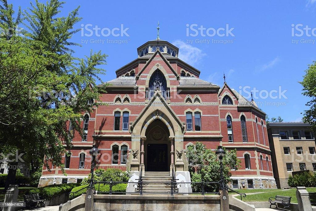 Brown University stock photo