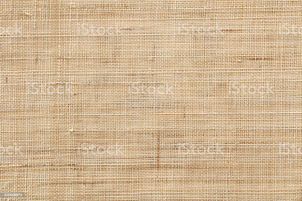 brown vintage hemp cloth texture background stock photo