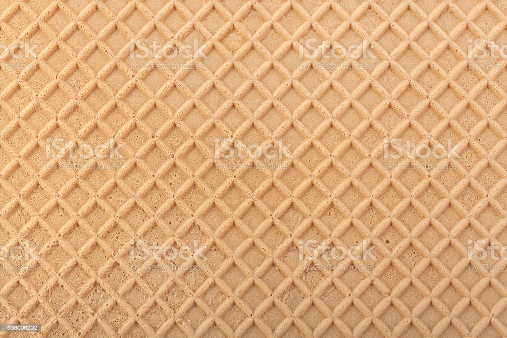 Brown wafer background – zdjęcie