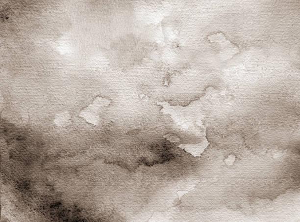 Braune Aquarell Hintergrund – Foto