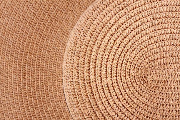 braun gewebt hat Abstrakter Hintergrund für natürliche Materialien und design – Foto