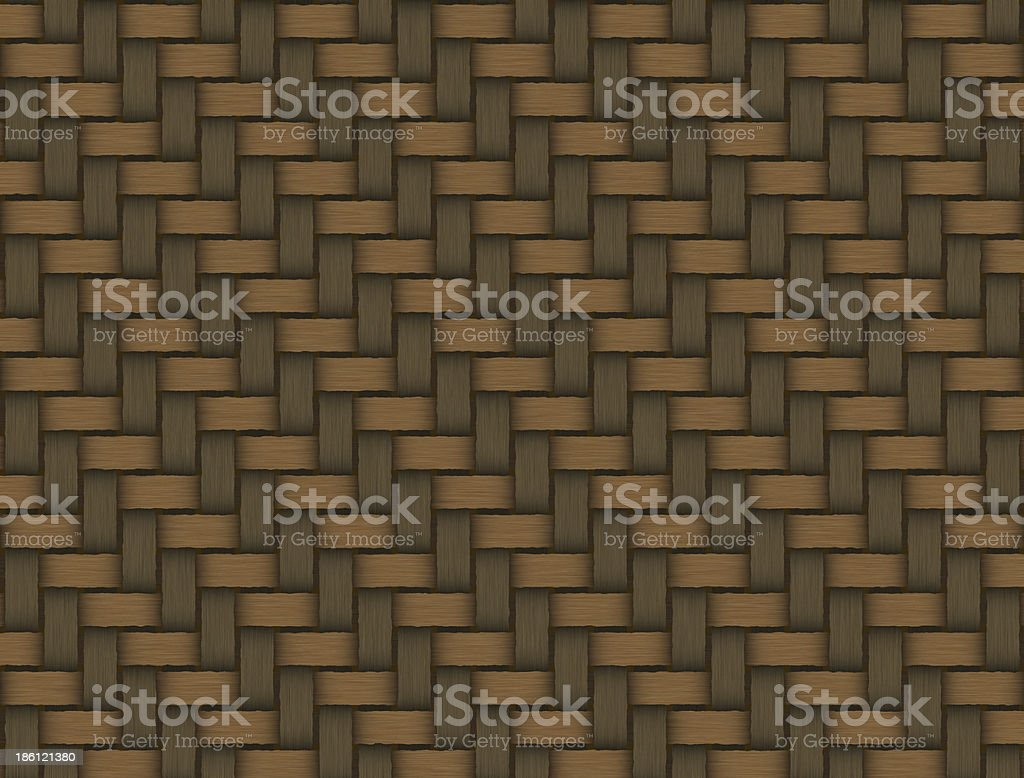 brown wicker texture as background royalty-free stock photo