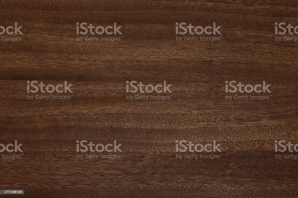 Brown Wood Background. stock photo