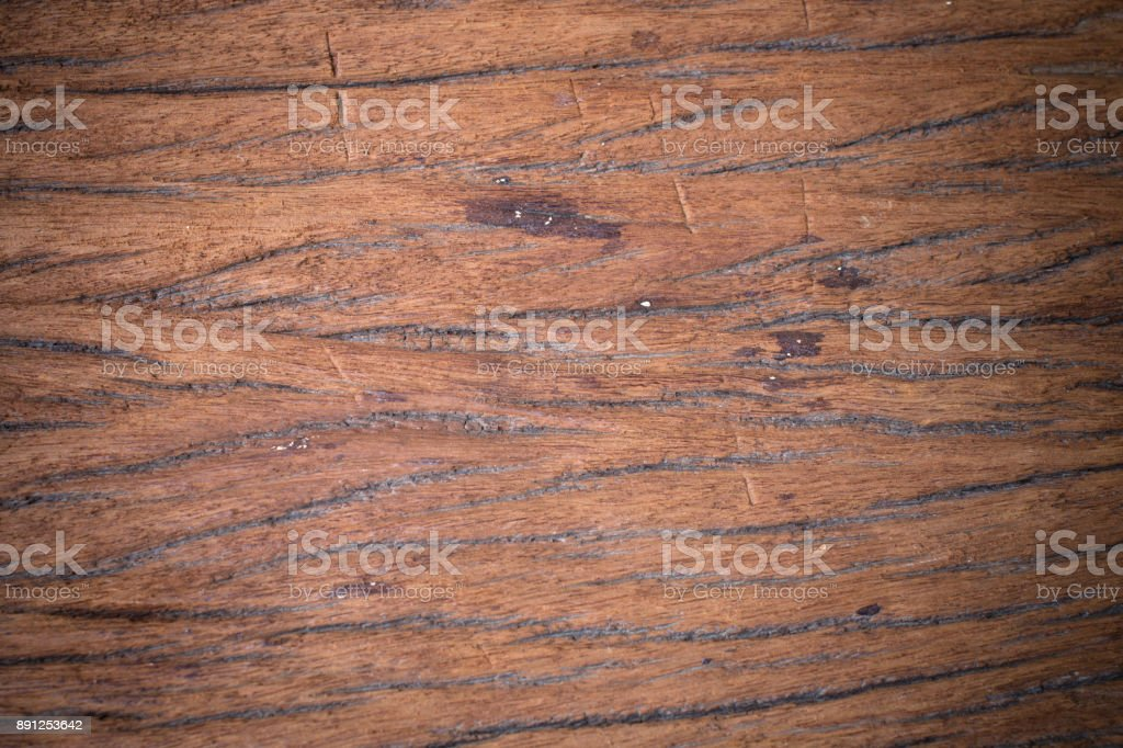 Brown wood plank wall texture. Abstract background, empty template use as natural background stock photo