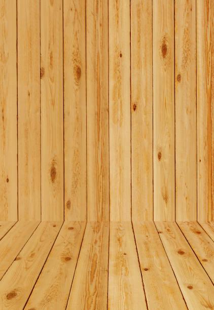 braune holzbohle wand textur hintergrund - stockwerke des waldes stock-fotos und bilder