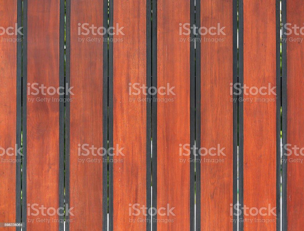 Marrom textura de fundo de parede de madeira  foto royalty-free