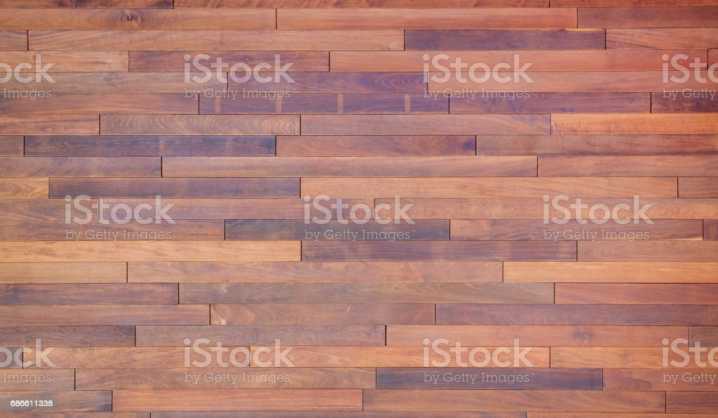 Brown wood plank wall texture for background and designers. royalty-free stock photo