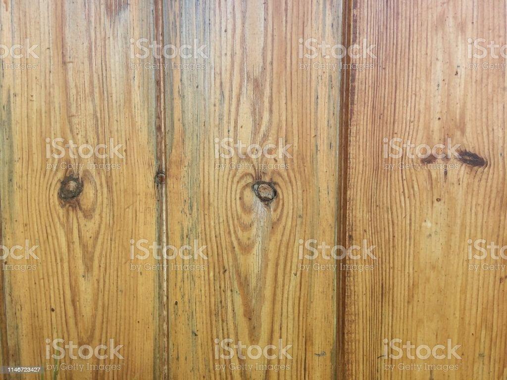 茶色の木の板の質感の背景壁紙不良木板 からっぽのストックフォトや