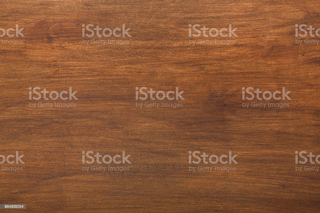 Brown wood texture and background. stock photo