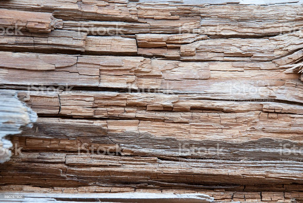 Brown Wooden Background Or Texture, Copy Space royaltyfri bildbanksbilder