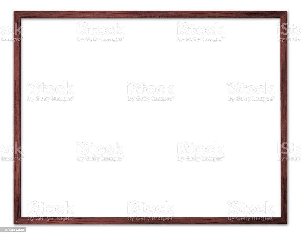 Brun träram - Royaltyfri Brun - Beskrivande färg Bildbanksbilder