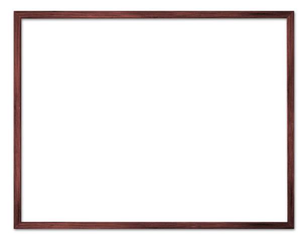 棕木框架 - 有邊框的 個照片及圖片檔