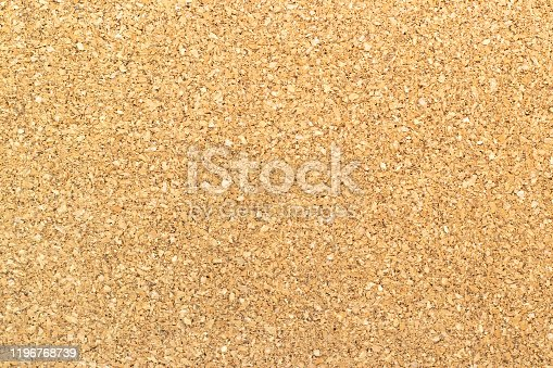 990092558 istock photo Brown yellow color of cork board textured background 1196768739