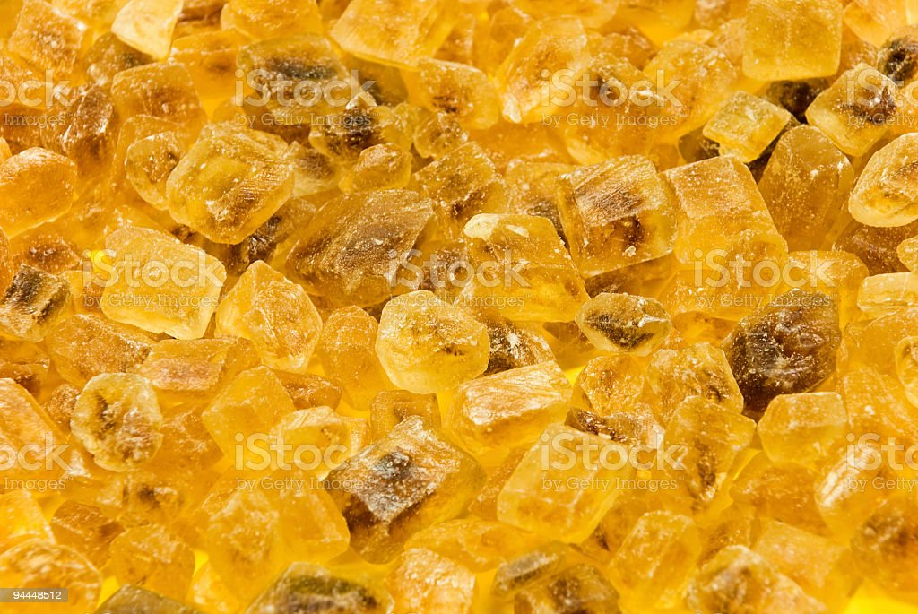 brown-candy sugar- background royalty-free stock photo