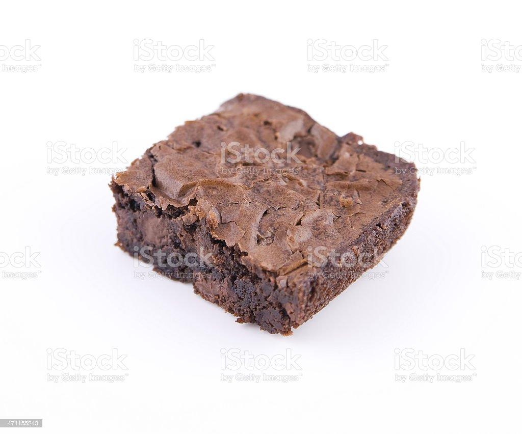 Brownie Bar stock photo