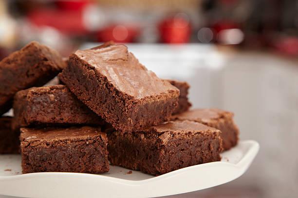 Brownie - foto stock