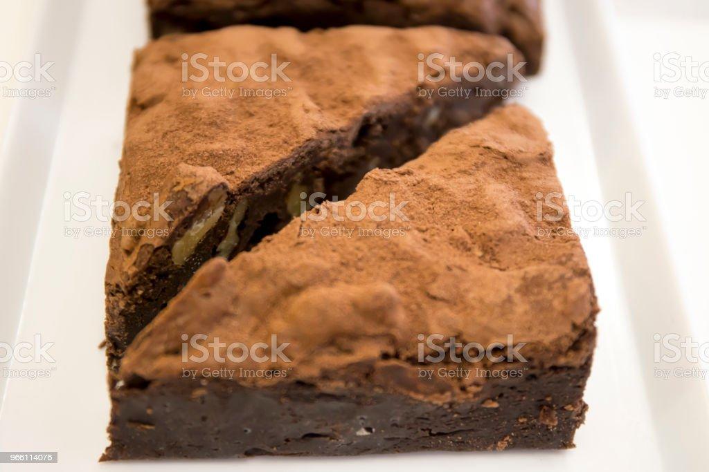 Brownies - Royalty-free Australië Stockfoto