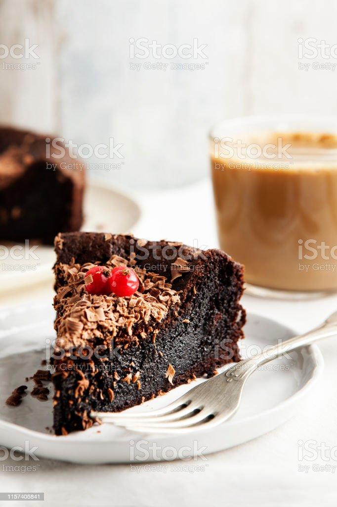 Amazing Brownies With Coffeechocolate Birthday Cakedevils Cake With Funny Birthday Cards Online Elaedamsfinfo