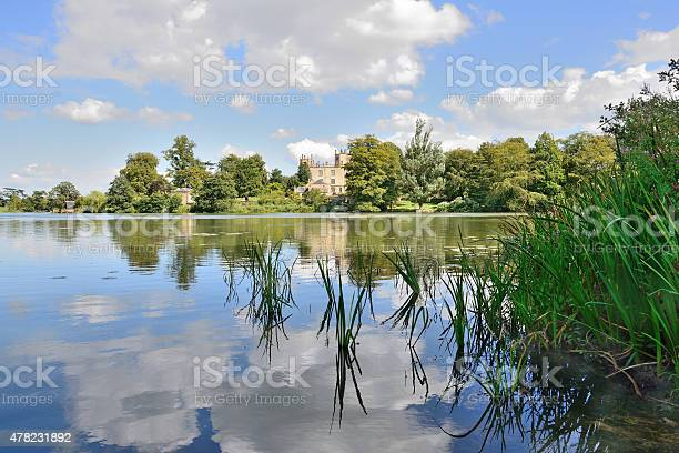 Browns Lake In Digbys Garden Stock Photo - Download Image Now