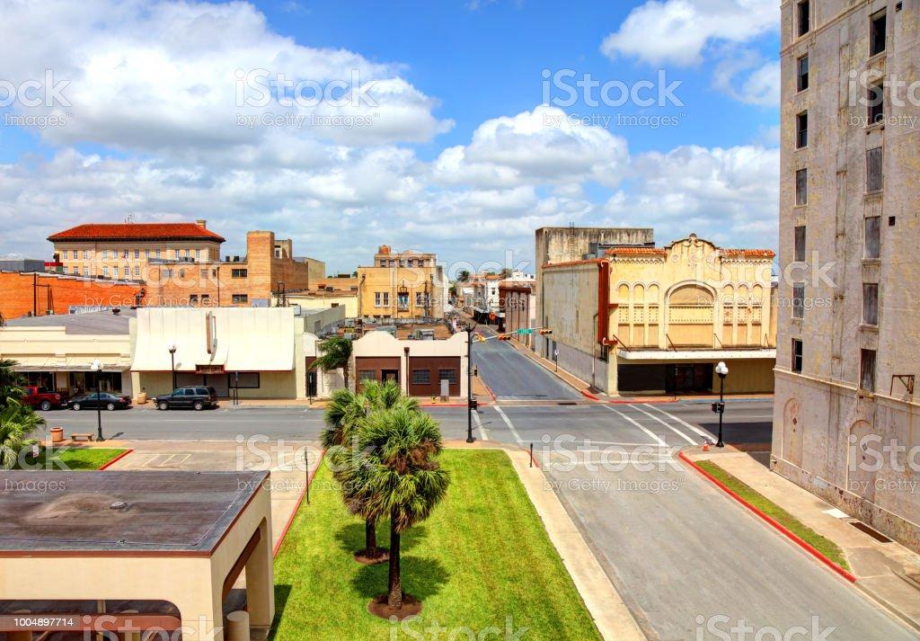 Brownsville, Texas stock photo