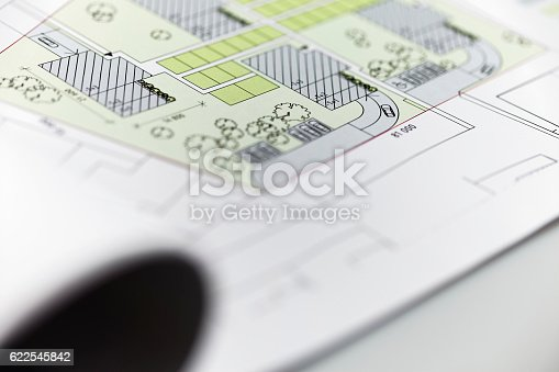 617749876 istock photo Browse through architectonic portfolio 622545842
