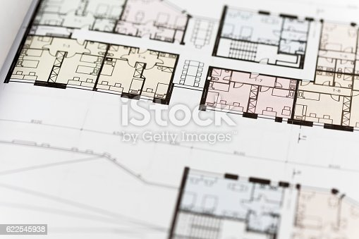 617749876 istock photo Browse through architectonic portfolio 622545938