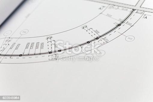 617749876 istock photo Browse through architectonic portfolio 622545984