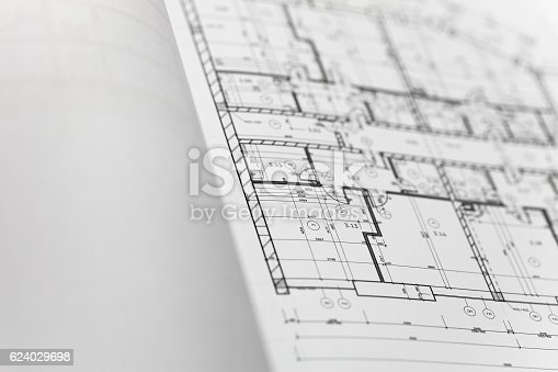 617749876 istock photo Browse through architectonic portfolio 624029698