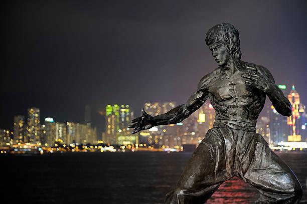 Bruce Lee - foto de acervo