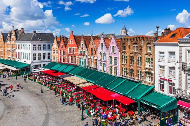 Brügge, Belgien. – Foto