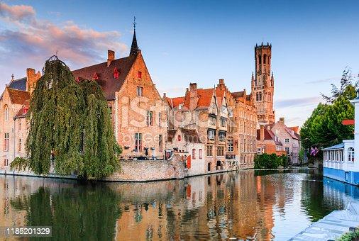 istock Bruges, Belgium. 1185201329