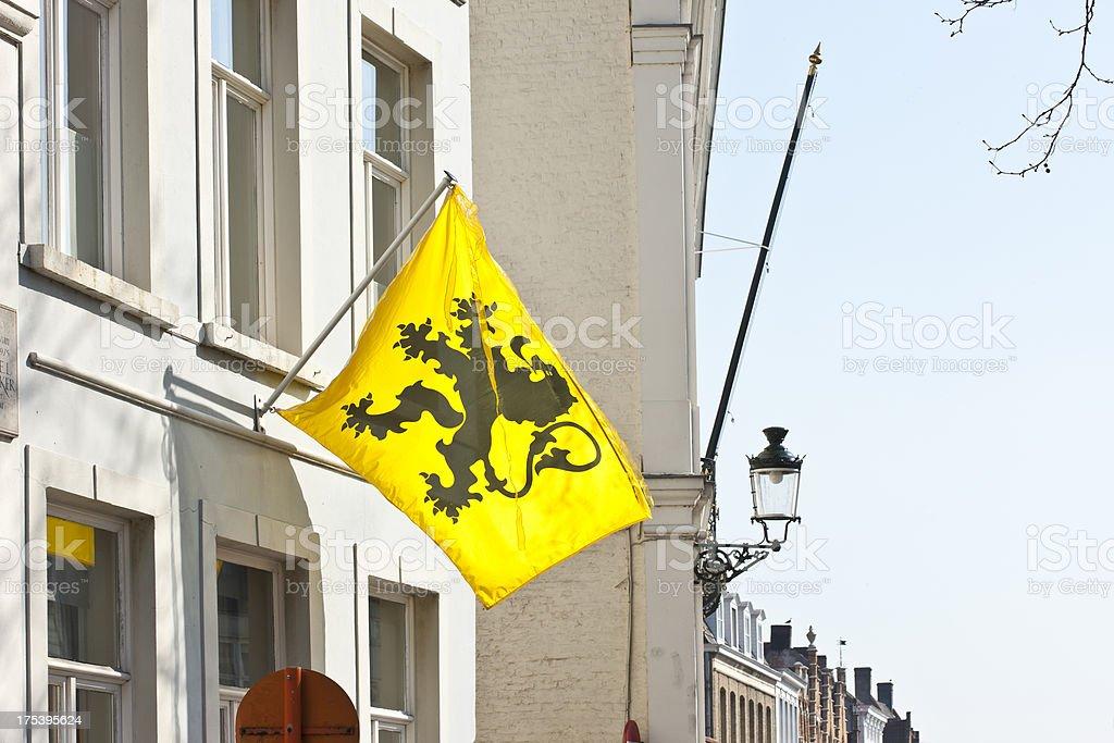 Bruges, Flandern stock photo