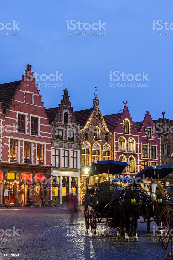Bruges en Belgique - Photo