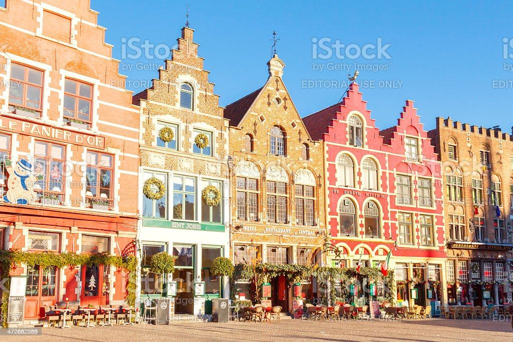 Bruges. - Photo
