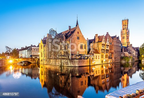 istock Bruges 486810797