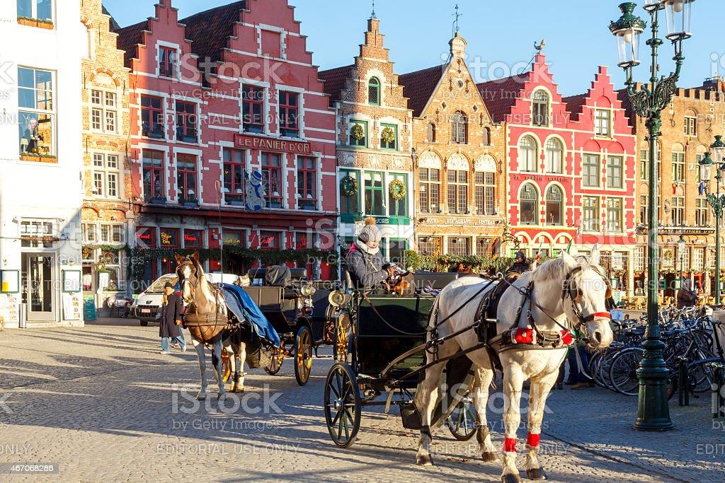 Bruges Street. - Photo