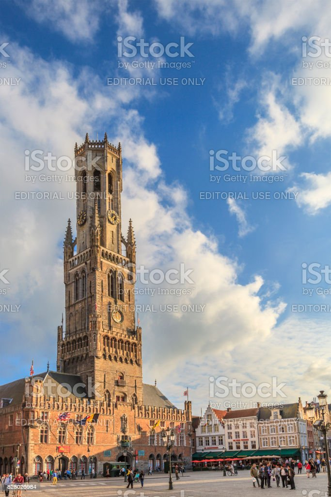 Bruges-the Belfry, Belgique - Photo