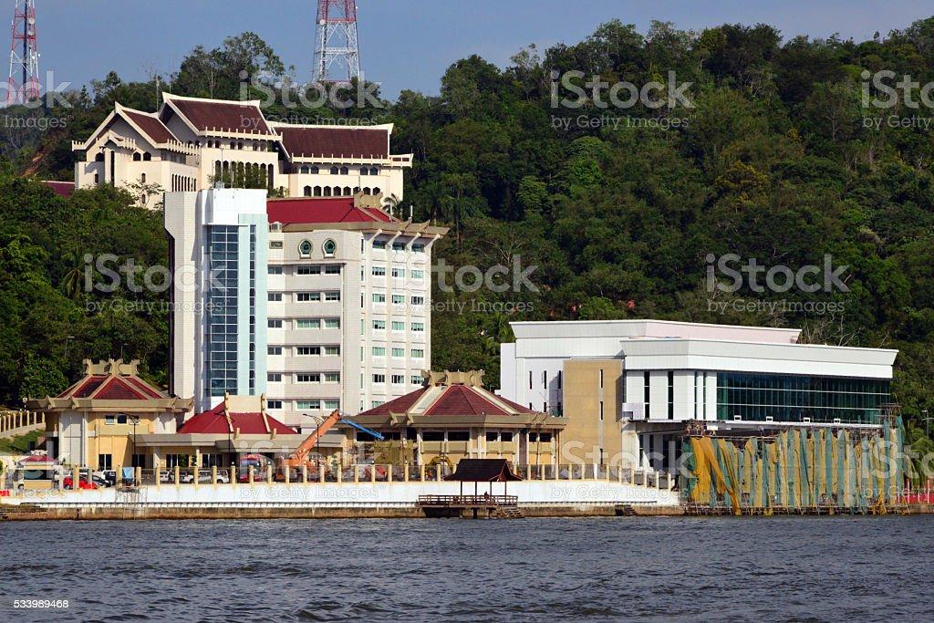 Brunei Darussalam: Arts and Handicrafts Training Centre stock photo