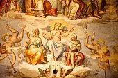 istock Brunelleschi Cupola, Florence Duomo, Italy 154925664