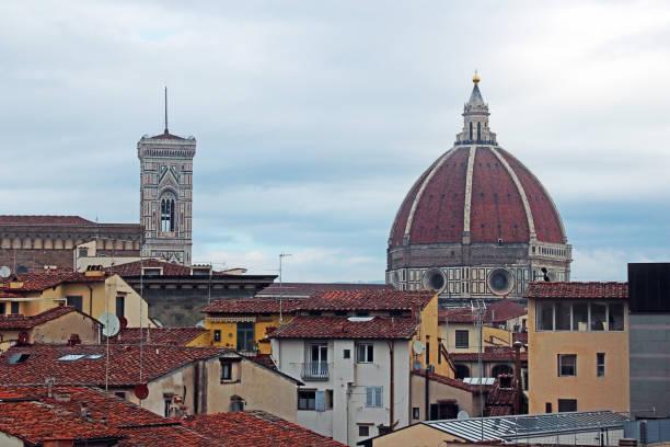 Brunelleschis Kuppel in Florenz, Italien – Foto