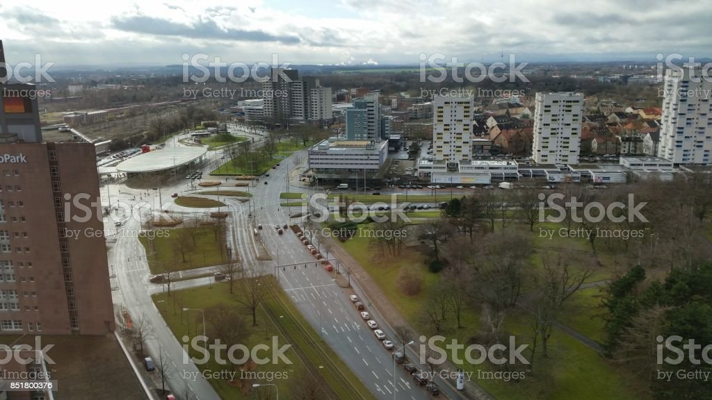 Braunschweig von oben – Foto