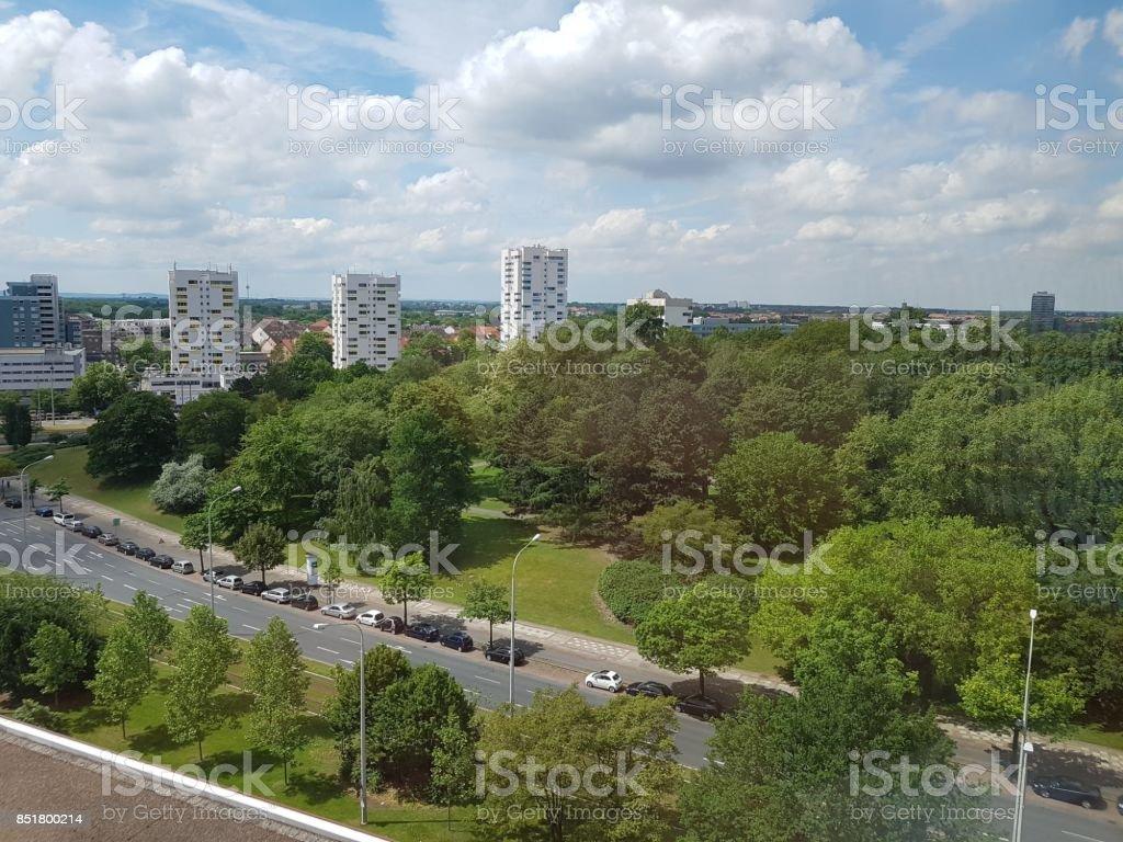 Braunschweig-Panorama – Foto