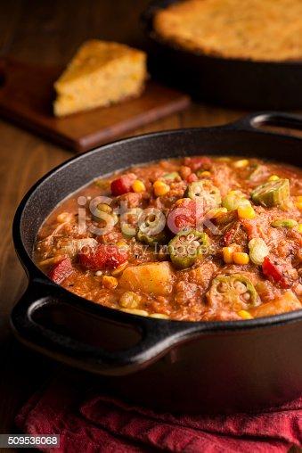 Traditional Brunswick Stew