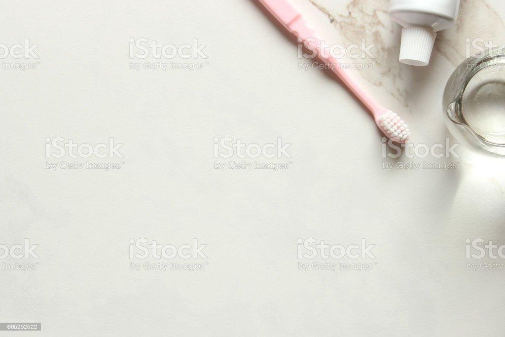 Brush 'em stock photo